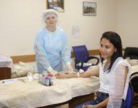 Авиаторы Якутии сдали кровь для пациентов Медцентра
