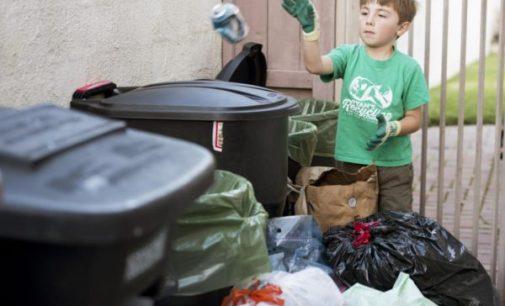 Он спасает мир от мусора