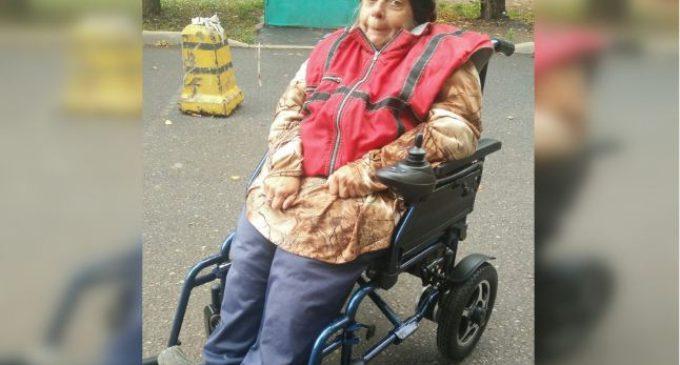 Неравнодушные уфимцы подарили женщине-инвалиду коляску с электроприводом