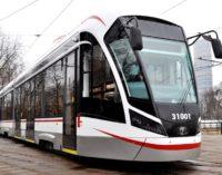 Трамваи нового поколения «Витязь-М» впервые появятся в Чертанове