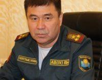 Казахстанский полковник спас жизнь пассажирке в самолете