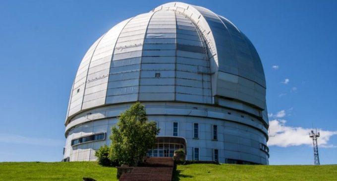 Астрономический туризм: обсерватория в Архызе