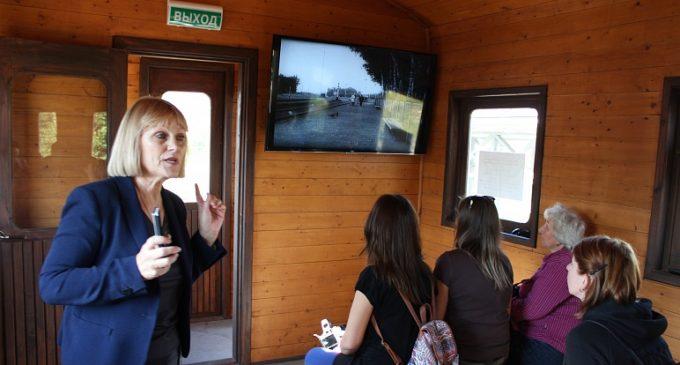 В Туле появился новый литературный железнодорожный маршрут для детей