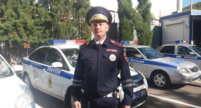 Полицейский вынес из подтопленного детского сада 13 детей