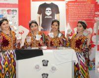 Узбекские карнаи возвестили об открытии Дней Ташкента