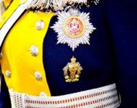 В Петербурге реконструировали фото Великих княжон в военных костюмах