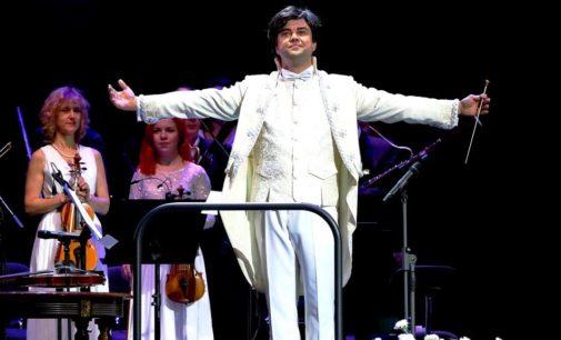 Белоснежный Бал CONCORD ORCHESTRA на сцене БКЗ «Октябрьский»