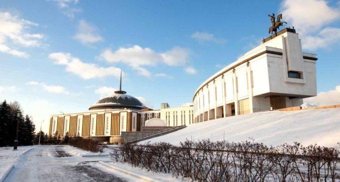 Более 35 тысяч человек посетили Музей Победы в новогодние праздники