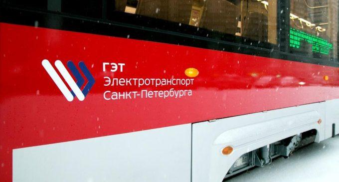 3,6 млн пассажиров перевёз электротранспорт в новогодние дни