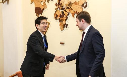 Заместитель генконсула Японии предложил СПбГУ наладить волонтерские обмены