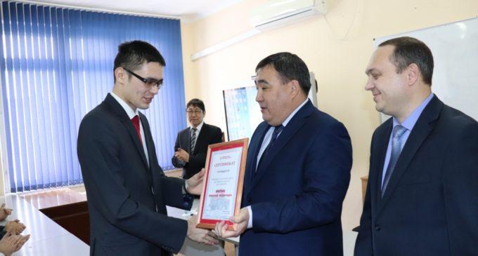 Калмыцким студентам вручены именные стипендии Петербургского тракторного завода