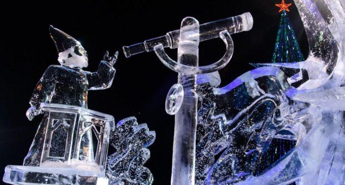 Кубок России по снежной и ледовой скульптуре стартует в Перми