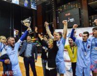 Выпускники и преподаватели СПбГУ стали чемпионами России по мини-футболу среди врачей