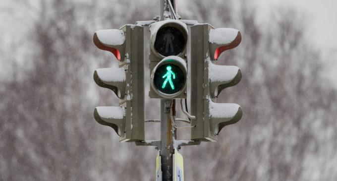 Систему «Умный светофор» внедряют в Южно-Сахалинске…
