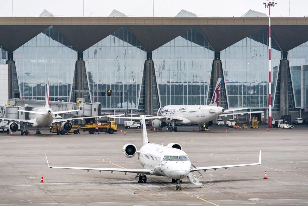 Число взлет-посадок Пулково в январе 2019 года выросло на 9,6%