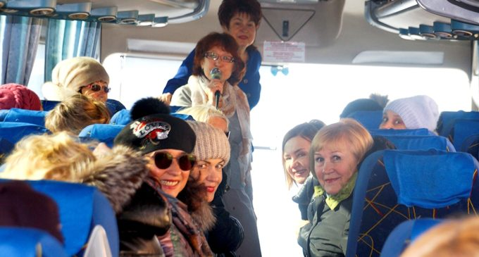 Экскурсоводы Находки познакомили коллег из краевого центра с туристическими маршрутами по своему городу