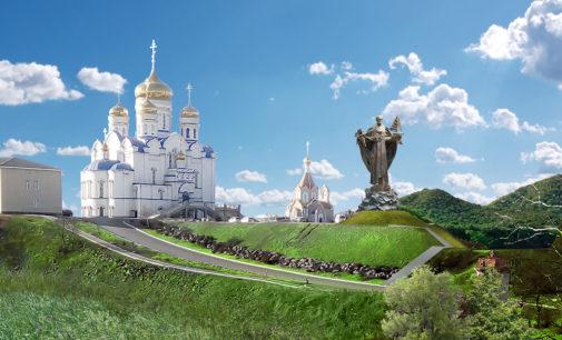 Скульптуру Николая Чудотворца по проекту Фёдора Конюхова установят на сопке Тобольской