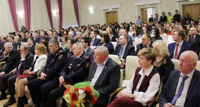 Юридический факультет Псковского государственного Университета отмечает 10-летие