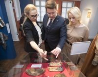 Костюмы из сериала «Годунов» покажут в музее «Стрелецкие палаты»