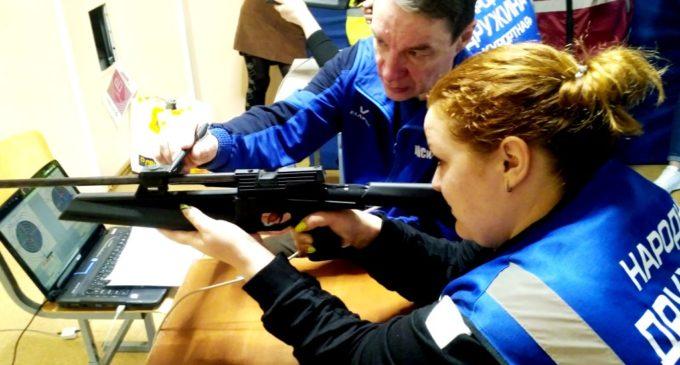 Лучших дружинников–стрелков выявляли в Петербурге