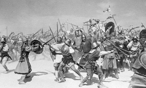 Одна из самых славных побед русского оружия на Чудском озере в материалах Президентской библиотеки