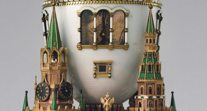 Пасха при дворе российских императоров
