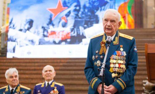 Музей Победы стал главной площадкой «Диктанта Победы»