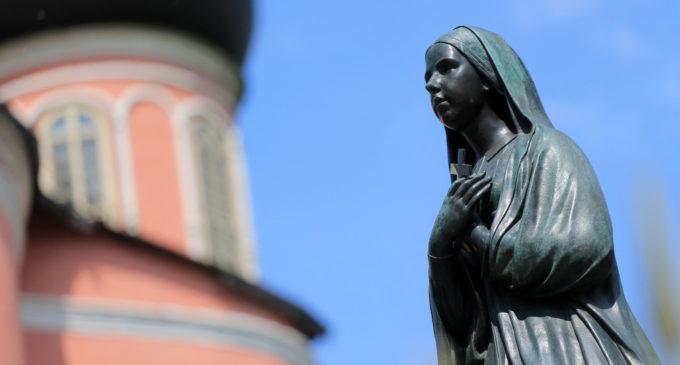 Владимир Мединский призвал добровольцев принять участие в реставрации Донского монастыря