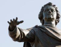 Памятник Петру I как дань «исполинским трудам неутомимого преобразователя»