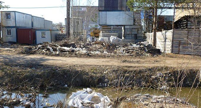 Совет ветеранов Сыктывкара вручит антинаграды городским «грязнулям»