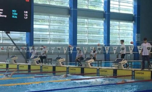 В Казани начались Всероссийские состязания по плаванию среди детей с синдромом Дауна