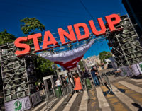 В Санкт-Петербурге завершился самый главный StandUp Фестиваль