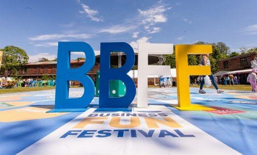 Большой Бизнес Фан Фестиваль удивляет каждый год