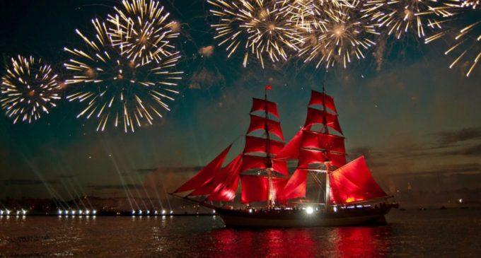 «Алые паруса» в этом году посетит более миллиона гостей