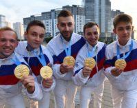 Студент СПбГУ стал чемпионом II Европейских игр