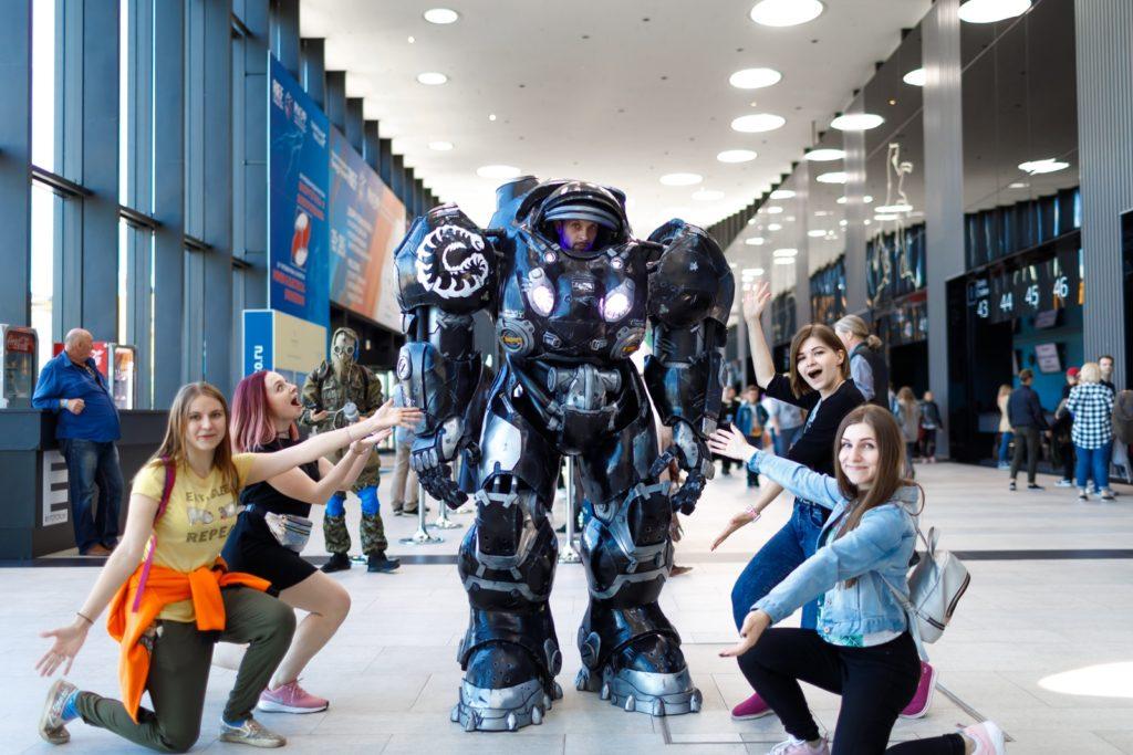 20й фестиваль Старкон-4, автор фото Starcon