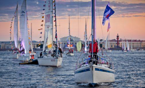 100 тысяч человек посетили «Балтийскую яхтенную неделю»