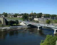 Речные променады свяжут Россию и Эстонию
