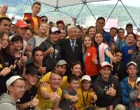 3500 школьников и студентов  России и стран ближнего и дальнего зарубежья приняли участие в Selet Biler Forum