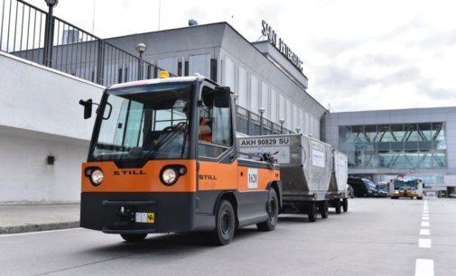Пулково инвестировал более 920 млн рублей в модернизацию парка техники в 2018 году