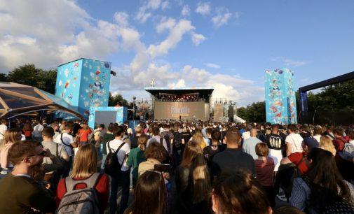 На VK-Fest 2019 выступили звезды телеканала ТНТ