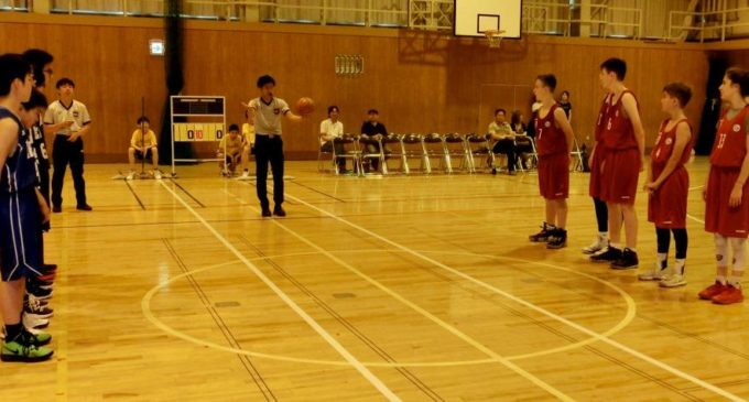 Федерация баскетбола Находки посетила Японию в рамках программы молодежных обменов