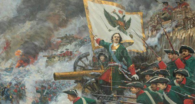 О Полтавской битве рассказывает фонд Президентской библиотеки