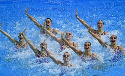 Водная стихия покорилась российским спортсменам!