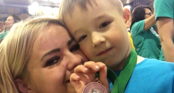 Южноуральские дети, победившие рак, завоевали восемь медалей на Олимпиаде в Москве