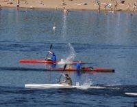 Псковские гребцы успешно выступили на всероссийских соревнованиях на байдарках и каноэ