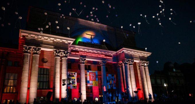 «Балтийский дом» устроил праздник в честь дня рождения