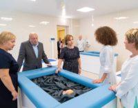 Осенью в Санкт-Петербурге откроется новый детский реабилитационный центр
