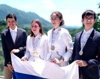 Российские школьники завоевали три медали на XVI международной олимпиаде по географии (iGeo-2019) в Гонконге