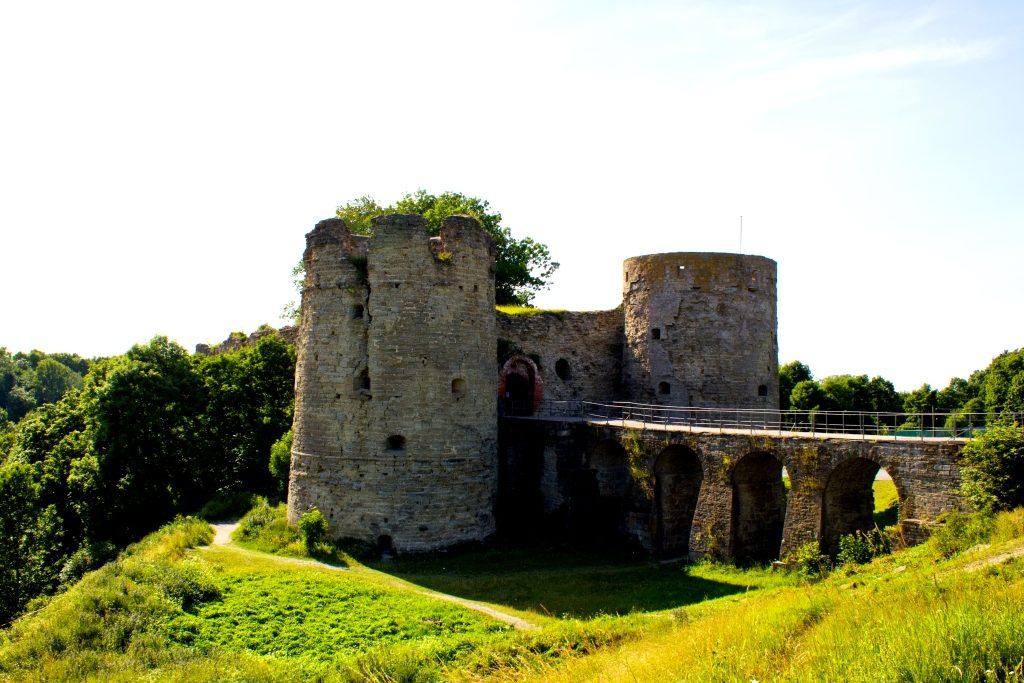 Крепость Копорье, Ломоносовский район, с. Копорье